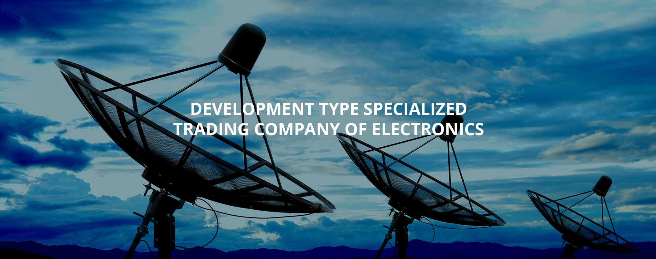 Development type specialized